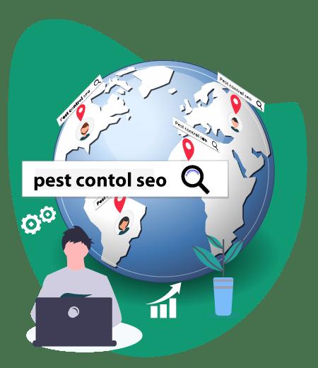 Pest control SEO image