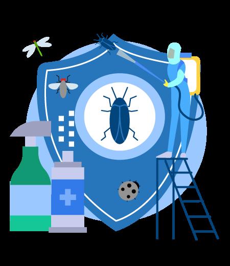 Pest control seo services image