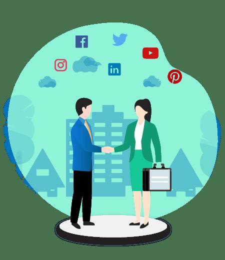 SMM business image
