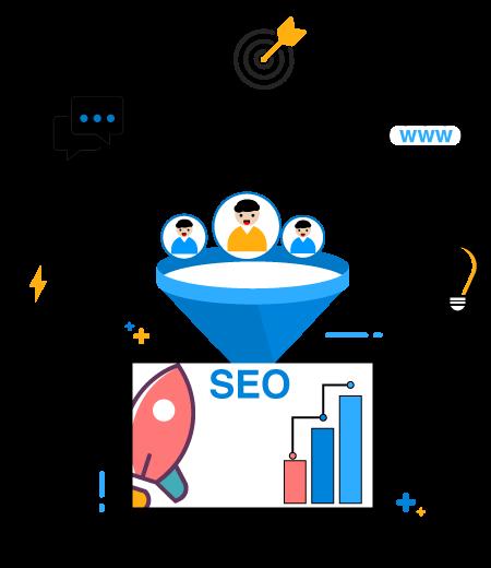 Startup seo process image